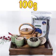 Trà Hoa Đậu Biếc Sấy Khô Mộc Sắc 100g