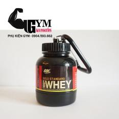 Hộp đựng whey, mass Ishake Protein Funnel