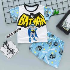 Bộ quần áo cho bé trai mẫu người dơi