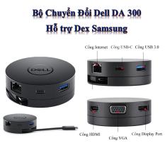 Bộ chuyển đổi Dell – DA300 6 IN 1 ( Hỗ trợ Dex Samsung )