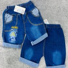 Short jean bé trai dưới 30 cân