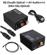 Bộ Chuyển Optical ra AV AUDIO