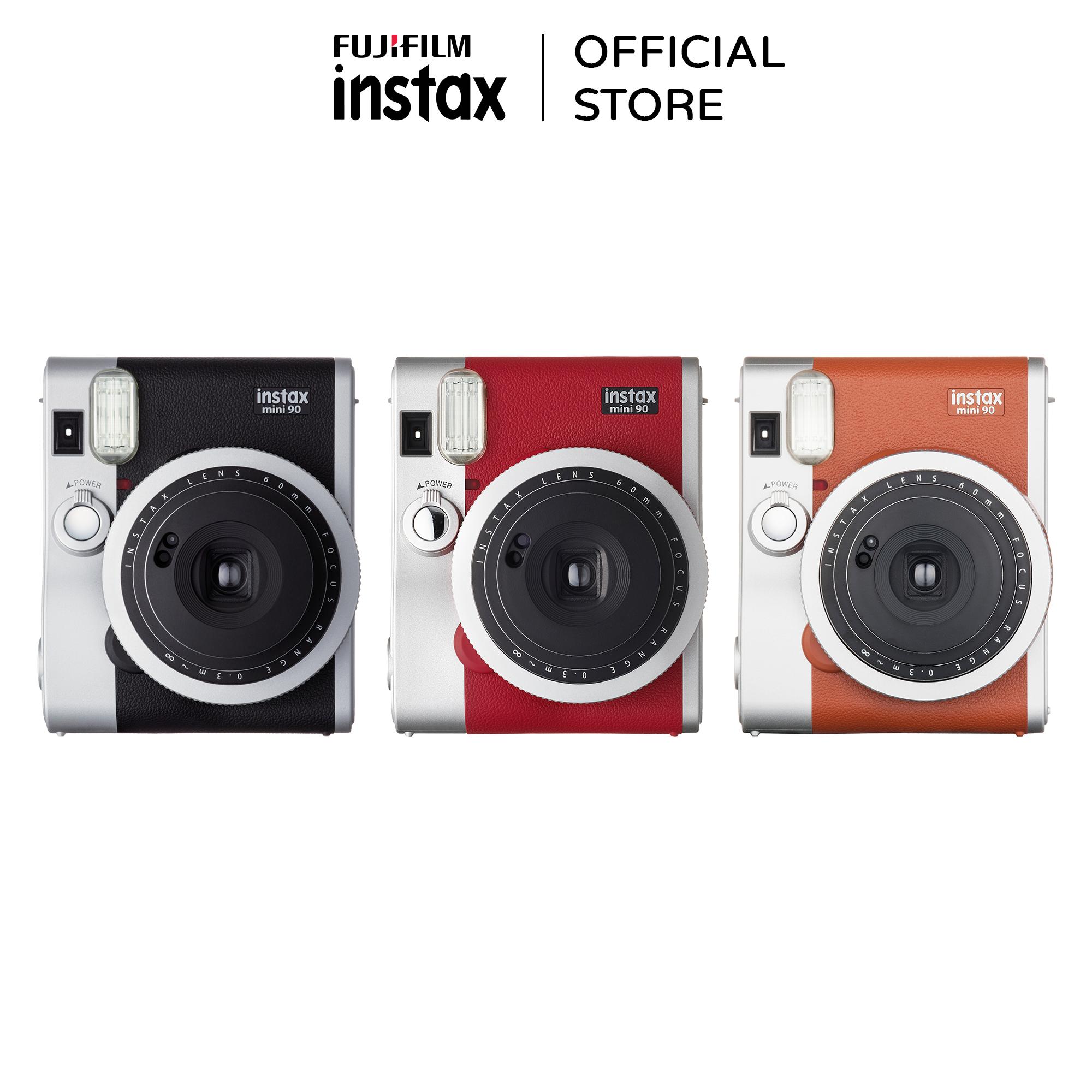 [Trả góp 0%]Máy chụp ảnh lấy liền – Fujifilm Instax Mini 90 Neo Classic