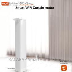 Rèm cửa thông minh (Động cơ Tuya Curtain), Hổ trợ Alexa, Google Home