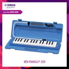 Kèn Pianica Yamaha P-32D – 32 phím mini, case nhựa đi kèm, phù hợp cho việc giải trí và giáo dục – Bảo hành chính hãng 12 tháng