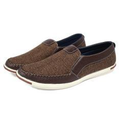 Giày lười nam – giày lười nam vải bô X86fashion-VB01