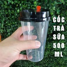 200 cốc nhựa trà sữa 500ml