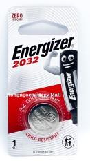 Pin CR2032 Energizer Lithium 3V 1 Viên – Hàng Chính Hãng