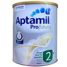 Sữa Aptamil Úc số 2 hộp 900g (6-12 tháng)