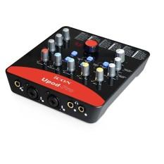 [Sỉ lẻ một giá] Sound Card Thu Âm Icon Upod Pro – 72 hiệu ứng Effect hát livestream hay nhất
