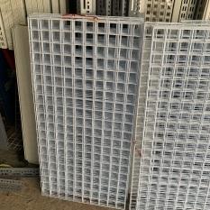 Lưới sắt ô vuông rộng 50 x dài 100cm