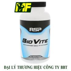 RSP BioVite Multivitamin – Bổ Sung Vitamin Tổng Hợp và Khoáng Chất 180 viên