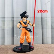Mô hình Songoku Cầm Gậy Cao 22cm Phiên Bản Giới Hạn Kỷ Niệm 20 Năm