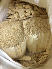 Que kem gỗ 1kg các loại làm đồ handmade (11x1cm)