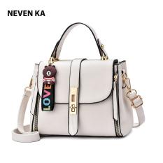 Túi xách nữ da mềm phong cách Hàn Quốc trẻ trung thương hiệu NEVENKA N2644 ( TẶNG kèm móc khóa gấu ngẫu nhiên)