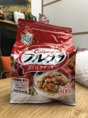 Ngũ cốc Calbee Nhật