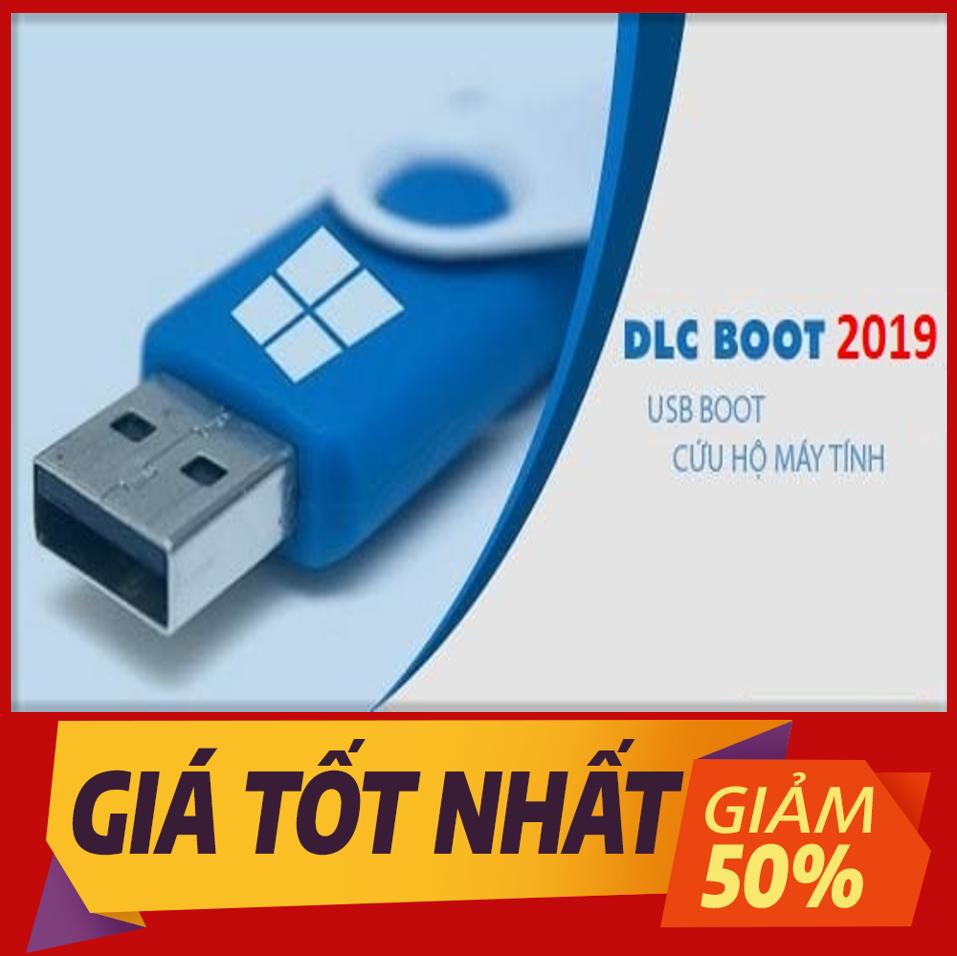 USB Boot DLC 2019 (Hàng kĩ thuật viên)