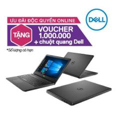 [Tặng Voucher 1 triệu và 1 Dell Optical Mouse]Laptop Dell Inspiron 15 3573(Intel Pentium Silver N5000 (1.10 GHz/4 MB)/4GB RAM/500GB HDD/DVDRW/15.6″ HD/Black/1Yr ) – Hàng Chính Hãng