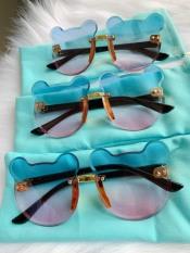 Mắt kính mát thời trang hình chuột micky, kính mát thời trang hình chuột micky, kính râm thời trang hình chuột micky bảo vệ mắt cho các bé