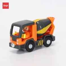 Các mẫu xe đồ chơi/ xe công trình/ xe bồn chỡ xăng/ xe xúc/ toa kéo hàng/ phụ kiện đường ray xe lửa gỗ/