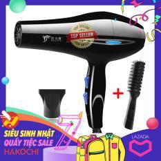 [HÀNG LOẠI 1-GIẢM 30% DUY NHẤT HÔM NAY] Máy sấy tóc nóng lạnh DELIYA – máy sấy tóc, máy sấy tóc mini, máy sấy tóc panasonic, máy sấy tóc tạo kiểu, máy sấy tóc lạnh + Tặng lược Tạo kiểu tóc – [HAKOCHI]
