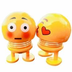 Thú nhún lò xo Thú nhún Emoji Con thú nhún lò xo Emoji dễ thương nhiều mẫu