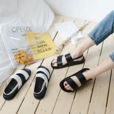 sandal nữ 2 quai dẻo cực êm chân