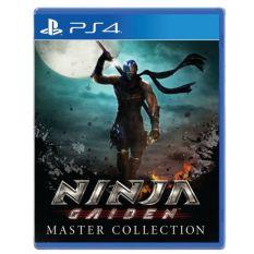 [HCM]Đĩa Game PS4 : Ninja Gaiden: Master Collection US