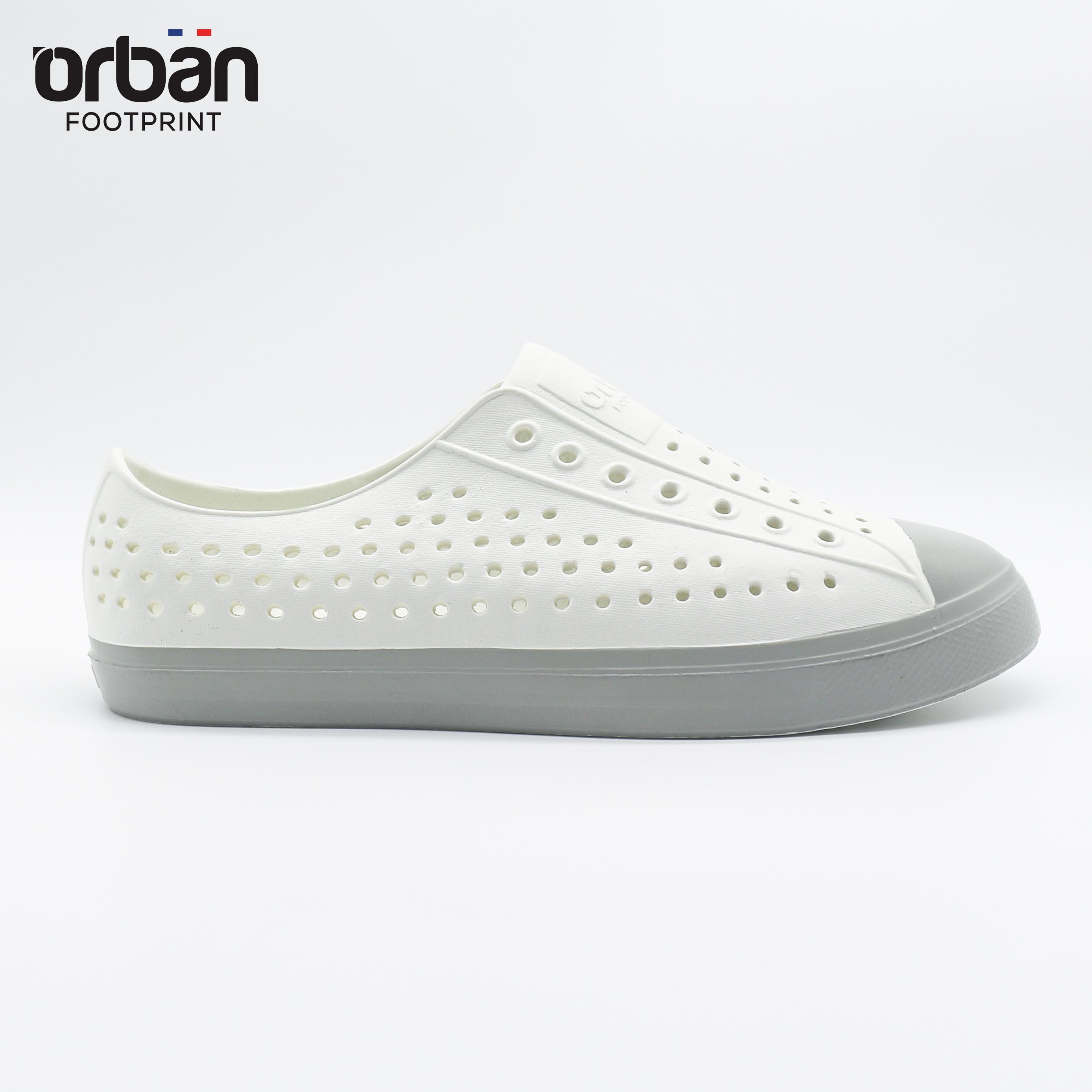 Giày Thông Hơi Urban Footpritn EVA fylon D2001 full màu bền đẹp