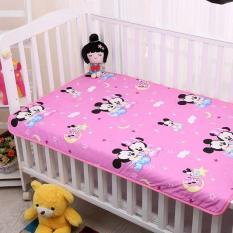 Chiếu nhựa, miếng lót chống thấm trải giường 80-120cm