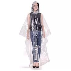 Áo mưa trong suốt 1 đầu siêu rẻ