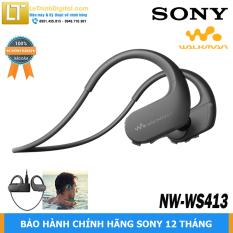 Máy nghe nhạc Sony Walkman NW-WS413 (Đen) – Hàng chính hãng – Bảo hành chính hãng 12 tháng toàn quốc