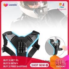 {9.9 Hot Sale Festival}Mũ Bảo Hiểm xe máy Cằm Gắn Giá Đỡ dành cho Gopro Hero 5/6/7 Hành Động Thể Thao Cam