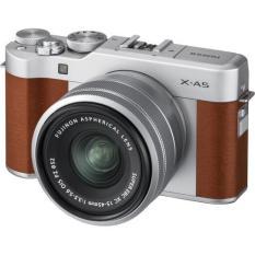 Máy ảnh Fujifilm X-A5 kit 15-45mm – Chính hãng – Tặng thẻ 16GB + túi