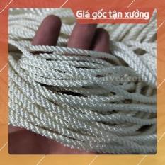 DÂY DÙ ĐAN LƯỚI, đan lưới, thả diều nhiều kích thước 2mm,3mm,4mm,5mm