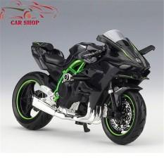 Mô hình xe Kawasaki Ninja H2R tỉ lệ 1:18