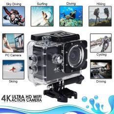 CAMERA HÀNH TRÌNH ACTION KẾT NỐI WIFI 4K ULTRA HD 1080P