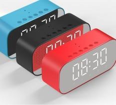 ( XẢ KHO SALE 50 %) Loa bluetooth đa chức năng Yayusi S1, Yayusi S1 https://youtu.be/G8OdBOgBsds(Nghe nhạc USB, thẻ TF, Kết nối Bluetooth 4.2, AUX Nghe FM, Báo thức, nhiệt độ, gương soi S2 Đồng Hồ Báo Thức Di Động Mini Bluetooth Không Dây Mới Loa Máy Tính