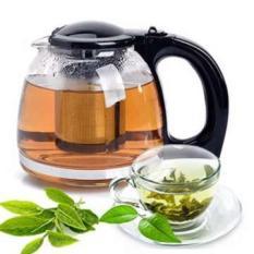 Ấm Pha Trà Và Cafe Đầu Lọc Inox 700ml – Bình Pha Trà, Cà Phê Có Lưới Lọc Tiện Dụng – Bình pha trà có lõi lọc – Bình lọc trà