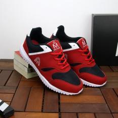 Giày thể thao nam Muidoi G145 (Đen) giày nam đẹp đế siêu nhẹ