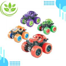 Xe đồ chơi cho bé – [ XOAY 360 ĐỘ ] xe địa hình, chạy nhanh và có độ nhún