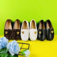 Giày lười bé trai cao cấp VES