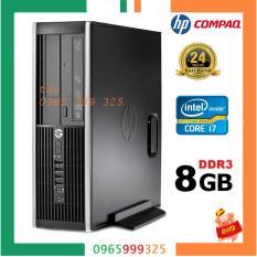 Thùng CPU HP 8200 Core i7 2600/ Ram 8gb/ Hdd 500gb + Windows 10 – Hàng Nhập Khẩu.