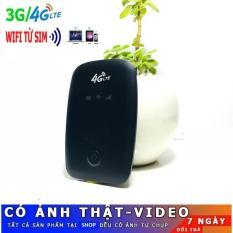 Modem Phát Wifi ZTE 4G MF925 – Bộ Phát Wifi 4G phát wifi từ sim 4G -Tặng siêu sim 4G data khủng
