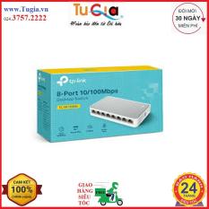 Bộ Chia Tín Hiệu Để Bàn 8 cổng 10/100Mbps TP-link TL-SF1008D – Hàng chính hãng