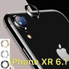 Viền hợp kim bảo vệ camera lồi cho iPhone XR 6.1