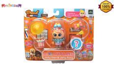 Bánh Mini Cupcake – Jellystar Và Jellypong BREAD BARBERSHOP BB32779