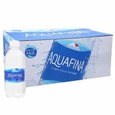 Thùng Nước suối Aquafina 24 chai 355 ml
