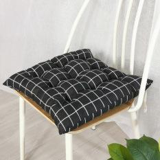 Đệm Ngồi Bệt Kiểu Nhật, đệm lót ghế Vuông Tròn Sang Trọng – Thêu Vi Tính Size 40cm x 40cm, bông trắng cực êm