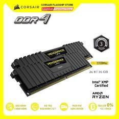 Bộ Nhớ Trong RAM PC CORSAIR VENGEANCE LPX 16GB DDR4 2x8G 3200MHz CMK16GX4M2E3200C16